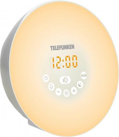 Радиоприемник настольный Telefunken TF-1589B белый