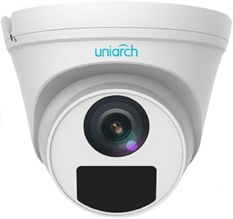 Видеокамера IP UNV IPC-T112-PF28 2.8-2.8мм цветная корп.:белый