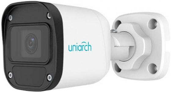 Видеокамера IP UNV IPC-B114-PF28 2.8-2.8мм цветная корп.:белый