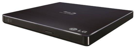 Фото - Привод Blu-Ray LG BP55EB40 черный USB slim внешний RTL привод blu ray lg bh16ns40 черный sata oem