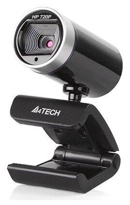 Фото - Камера Web A4 PK-910P черный 2Mpix (1280x720) USB2.0 с микрофоном web камера a4tech pk 810g черный