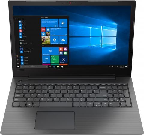 "Ноутбук Lenovo V130-15IGM Celeron N4000/4Gb/1Tb/Intel UHD Graphics 600/15.6""/TN/FHD (1920x1080)/Free DOS/dk.grey/WiFi/BT/Cam цена и фото"