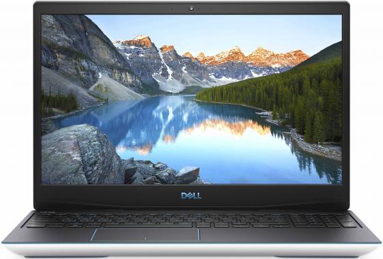 Ноутбук Dell G3 3590 Core i7 9750H/8Gb/1Tb/SSD256Gb/nVidia GeForce GTX 1660 Ti 6Gb/15.6/IPS/FHD (1920x1080)/Windows 10/white/WiFi/BT/Cam ноутбук lenovo legion y540 17irh core i7 9750h 8gb 1tb ssd128gb nvidia geforce gtx 1660 ti 6gb 17 3 ips fhd 1920x1080 windows 10 black wifi bt cam