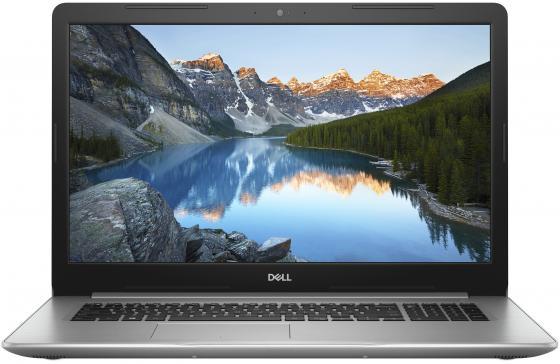 """Ноутбук Dell Inspiron 5570 Core i5 7200U/4Gb/1Tb/DVD-RW/AMD Radeon 530 4Gb/15.6""""/FHD (1920x1080)/Windows 10/silver/WiFi/BT/Cam ноутбук dell inspiron 3558 core i3 5015u 4gb 1tb nv 920m 2gb 15 6"""