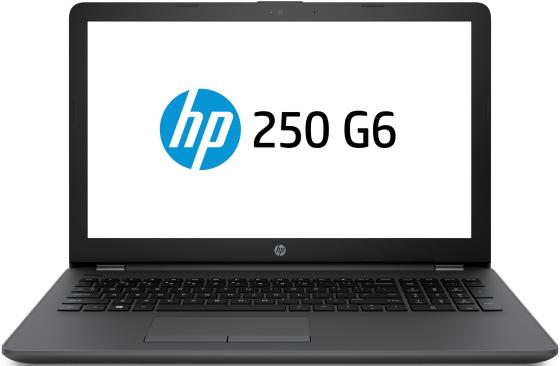 "Ноутбук HP 250 G6 Core i3 5005U/4Gb/1Tb/DVD-RW/Intel HD Graphics 5500/15.6""/SVA/HD (1366x768)/Windows 10 Home/dk.silver/WiFi/BT/Cam ноутбук lenovo ideapad 100 15ibd i3 5005u 2 0 4g 500g 15 6 hd gl int intel hd dvd sm win10 80qq003vrk black"