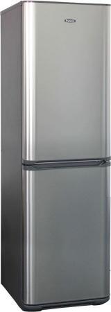 лучшая цена Холодильник Бирюса Б-I631 нержавеющая сталь (двухкамерный)