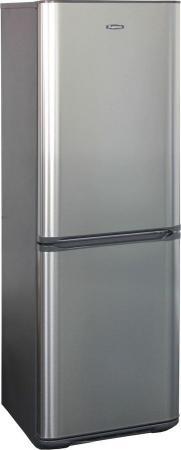 лучшая цена Холодильник Бирюса Б-I633 нержавеющая сталь (двухкамерный)