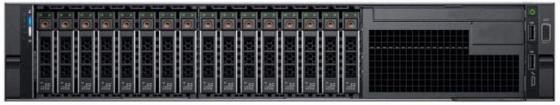 Сервер Dell PowerEdge R740 2x5217 2x32Gb x16 2.5 H730p LP iD9En 5720 4P 2x750W 3Y PNBD Conf-5 (R740-4449-02)