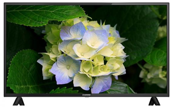 Фото - Телевизор LED Starwind 40 SW-LED40BA201 черный/FULL HD/60Hz/DVB-T/DVB-T2/DVB-C/DVB-S/DVB-S2/USB (RUS) верхний душ timo sw 1060 t chrome