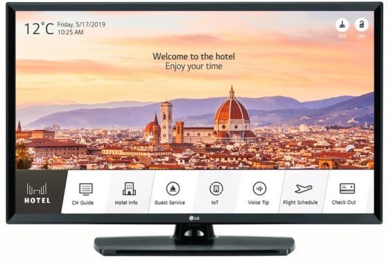 "LG 32"" 32LT661H Hotel TV, HD, LED/IP-RF/HD/ S-IPS/Quad Core/Pro:Centric/DVB-T2/C/S2/Acc clock/RS-232C/240nit"