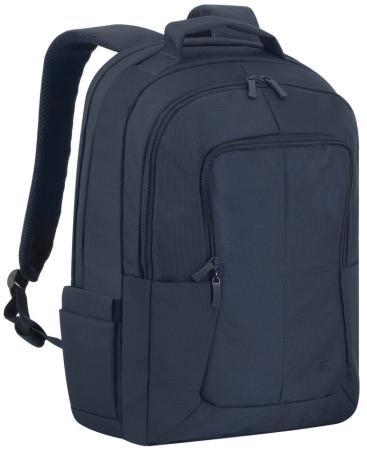 Рюкзак для ноутбука 17.3 Riva 8460 полиэстер синий riva case 8460