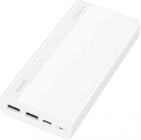 CP22QC Внешний аккумулятор 20000 мАч Huawei Quickcharge CP22QC, white