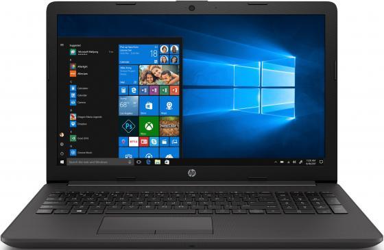 """Ноутбук 15.6"""" FHD HP 255 G7 dk.silver (AMD Ryzen 3 Pro 2200U/8Gb/256Gb SSD/DVD-RW/Vega 3/DOS) (7DD27ES) ноутбук hp 250 g5 w4q08ea core i5 6200u 8gb 256gb ssd amd r5 m430 2gb 15 6 dvd dos silver"""