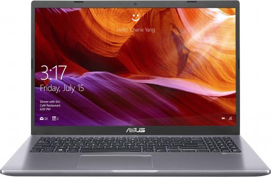 "Ноутбук 15.6"" FHD Asus X509UB-EJ031/s grey (Core i3 7020U/8Gb/1Tb/noDVD/MX110 2Gb/Endless) (90NB0ND2-M01110) цена"