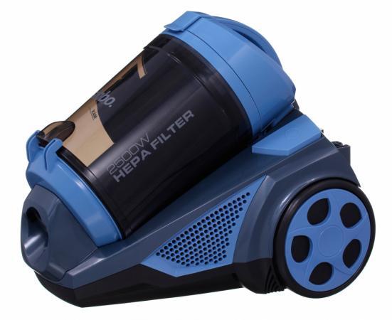 Пылесос Sinbo SVC 3497 сухая уборка синий серый пылесос sinbo svc 3495 1600вт синий