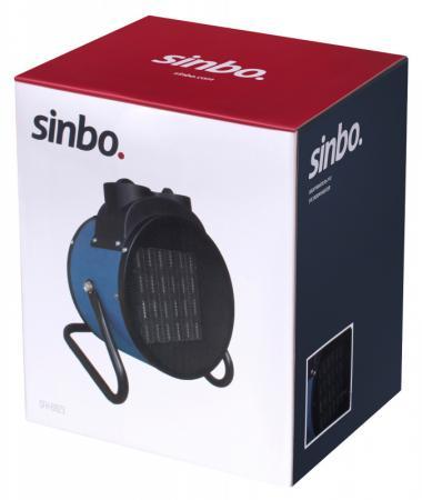 Тепловая пушка электрическая Sinbo SFH 6923 2000Вт синий