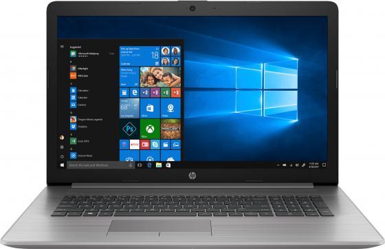 """Ноутбук HP 470 G7 Core i5 10210U/8Gb/SSD256Gb/AMD Radeon 530 2Gb/17.3""""/UWVA/FHD/Free DOS 3.0/silver/WiFi/BT/Cam ноутбук hp 250 g5 w4q08ea core i5 6200u 8gb 256gb ssd amd r5 m430 2gb 15 6 dvd dos silver"""