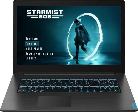 "цена на Ноутбук 17.3"" FHD Lenovo IdeaPad L340-17IRH black (Core i5 9300H/8Gb/1Tb/1050 3Gb/W10) (81LL0006RU)"