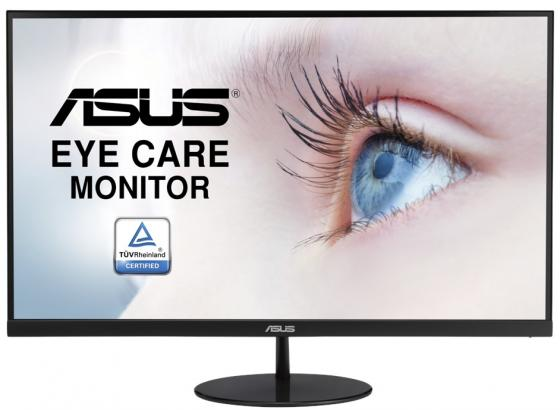 "все цены на МОНИТОР 23.8"" ASUS VL249HE Black (IPS, LED, Wide, 1920x1080, 75Hz, 5ms, 178°/178°, 250 cd/m, 100,000,000:1, +НDMI, )"