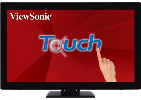 "цена на МОНИТОР 27"" Viewsonic TD2760 Black (VA, Multi-Touch, 1920x1080, 6 ms, 178°/178°, 300 cd/m, 50M:1, +DisplayPort, +3xUSB 3"