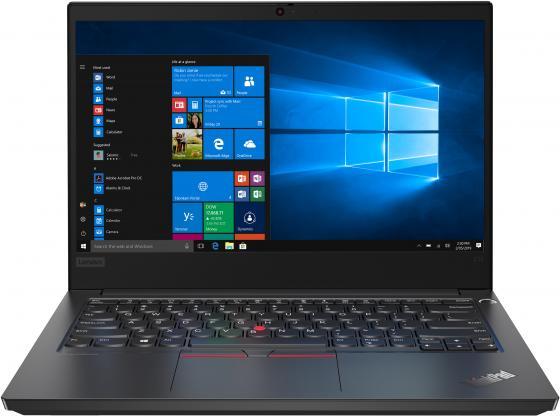 Фото - Ноутбук Lenovo ThinkPad E14 14 1920x1080 Intel Core i7-10510U 512 Gb 16Gb WiFi (802.11 b/g/n/ac/ax) Bluetooth 5.0 Intel UHD Graphics черный Windows 10 Professional 20RA001BRT ноутбук lenovo thinkpad e14 iml 14 1920x1080 intel core i7 10510u 1 tb 256 gb 16gb intel uhd graphics черный windows 10 professional 20ra001frt