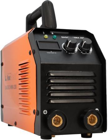 Сварочный аппарат SAGGIO MMA 200 аппарат м 22