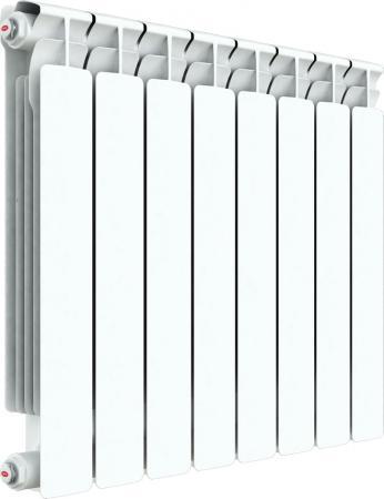 Радиатор RIFAR ALP 500 x 6 НП лев (AVL) собранный биметаллический радиатор rifar рифар b 500 нп 10 сек лев кол во секций 10 мощность вт 2040 подключение левое