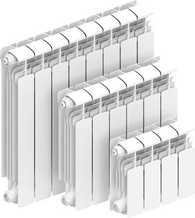 Радиатор RIFAR Alum 200 х10 сек радиатор rifar в350 х 8 секц rb35008 1088 в