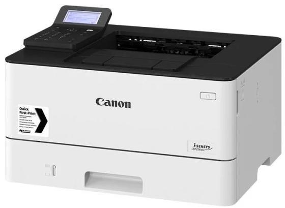 Принтер Canon I-SENSYS LBP226dw 38 страниц, LAN, Wi-fi, duplex, USB 2.0 - замена LBP214DW