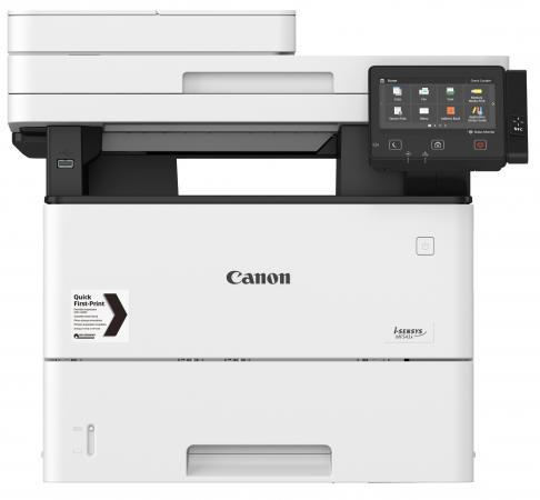 Фото - МФУ лазерный Canon i-Sensys MF543x (3513C019) A4 Duplex WiFi белый/черный мфу лазерный canon i sensys colour mf746cx 3101c039 a4 duplex wifi белый черный