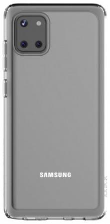 Купить Чехол (клип-кейс) Samsung для Samsung Galaxy Note 10 Lite araree N cover прозрачный (GP-FPN770KDATR)