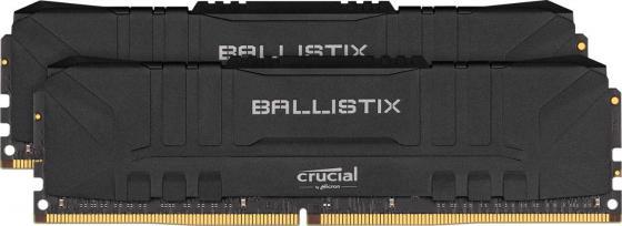 Оперативная память 16Gb (2x8Gb) PC3-19200 2400MHz DDR4 DIMM CL16 Crucial BL2K8G24C16U4B цена