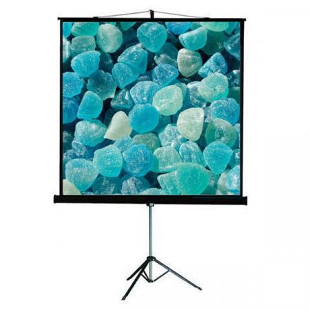 цена на Экран переносной на штативе Viewscreen Clamp Pro 180 x 180 см TCP-1103