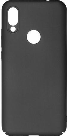 Чехол soft-touch для Xiaomi Redmi 7 DF xiSlim-06 (black) чехол для xiaomi redmi 7 caseguru soft touch черный