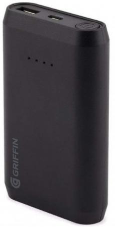 Внешний аккумулятор Griffin Reserve Power Bank, 10000mAh - Black цена и фото