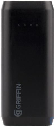Внешний аккумулятор Griffin Reserve Power Bank, 4000mAh - Black внешний аккумулятор griffin reserve power bank 2500mah pink