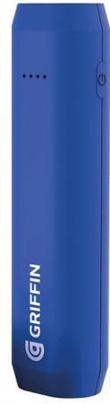 Внешний аккумулятор Griffin Reserve Power Bank, 2500mAh - Blue недорого