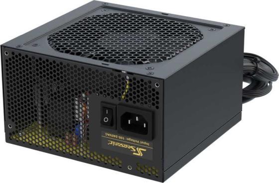 Блок питания ATX 500 Вт Seasonic CORE GM-500 SSR-500LM блок питания atx 500 вт seasonic core gc 500 ssr 500lc
