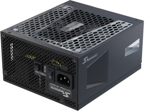 цена на Блок питания Seasonic ATX 650W PRIME TX-650 80+ titanium (24+4+4pin) APFC 135mm fan 10xSATA Cab Manag RTL