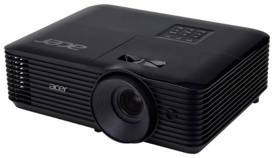 Фото - Проектор Acer X118HP DLP 4000Lm (800x600) 20000:1 ресурс лампы:6000часов 1xHDMI 2.8кг мультимедийный проектор acer c101i mr jq411 001 dlp 150lm 1200 1 20000час 1xhdmi