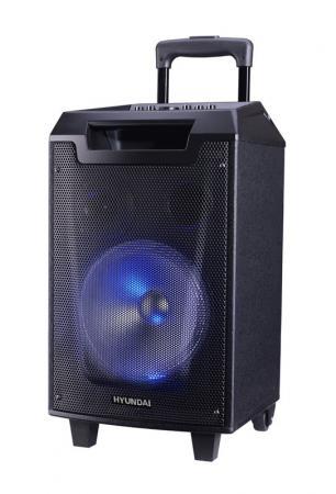 Купить Минисистема Hyundai H-MC260 черный 60Вт/FM/USB/BT/SD/MMC/MS