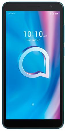 Смартфон Alcatel 1A 5002F зеленый 5.5 16 Гб LTE Wi-Fi GPS 3G Bluetooth 5002F-2BALRU12 смартфон alcatel 1a 5002f 1 16gb prime black