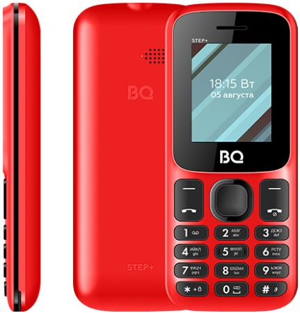 BQ 1848 Step+ Red/Black Мобильный телефон цена