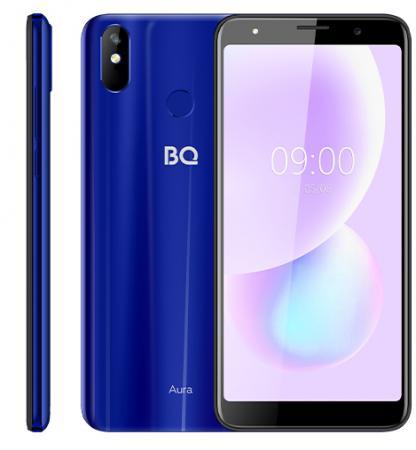 цена на BQ 6022G Aura Blue Смартфон