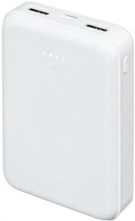 Фото - Мобильный аккумулятор Buro T4-10000 Li-Pol 10000mAh 2A+1A белый 2xUSB внешний аккумулятор rivapower va2010 10000mah