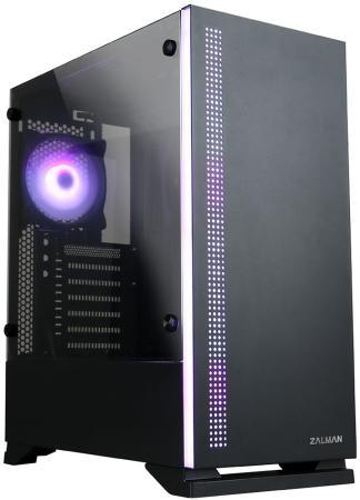 Корпус ATX Zalman S5 Без БП чёрный S5 BLACK недорого