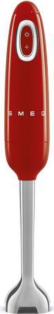 Блендеры погружные SMEG/ Стиль 50-х г.г., Погружной блендер, красный