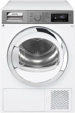 Сушильная машина SMEG/ Отдельностоящая сушильная машина, 60 см, 8 кг, цвет белый
