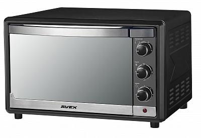 AVEX TR 350 MBCL pizza черный Мини-печь
