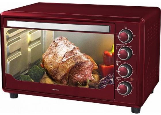AVEX TR 350 MRСL красный Мини-печь